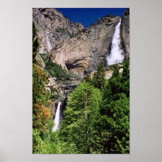 Las cataratas de Yosemite 2002 Impresiones