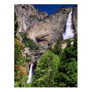 Las cataratas de Yosemite 2002 Postales