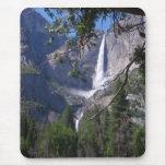 Las cataratas de Yosemite Alfombrilla De Ratón