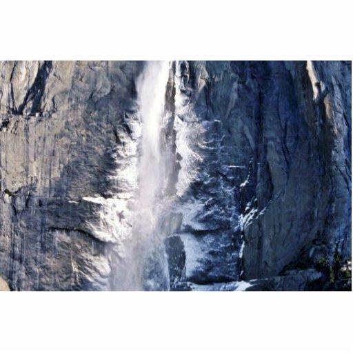 Las cataratas de Yosemite, febrero Esculturas Fotograficas