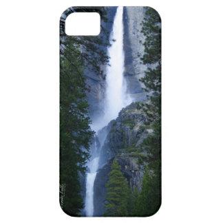 Las cataratas de Yosemite Funda Para iPhone 5 Barely There