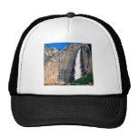 Las cataratas de Yosemite Gorras De Camionero