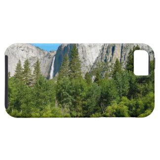 Las cataratas de Yosemite iPhone 5 Funda