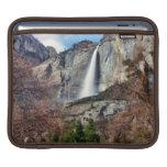 Las cataratas de Yosemite Mangas De iPad