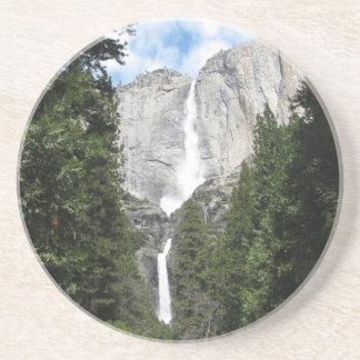 Las cataratas de Yosemite Posavasos Para Bebidas