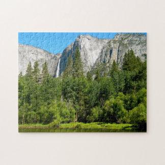 Las cataratas de Yosemite Rompecabezas