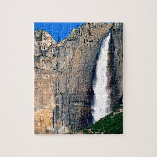 Las cataratas de Yosemite Rompecabeza