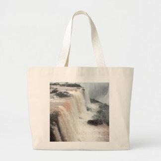 Las cataratas del Iguazú el Brasil/la Argentina Bolsas