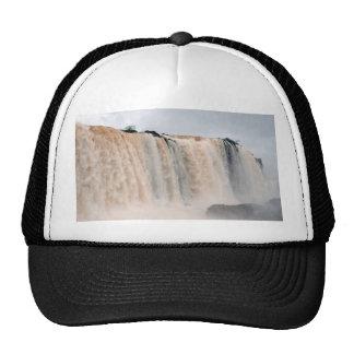 Las cataratas del Iguazú el Brasil/la Argentina Gorro