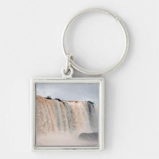 Las cataratas del Iguazú el Brasil/la Argentina Llaveros Personalizados