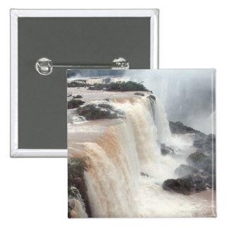 Las cataratas del Iguazú el Brasil/la Argentina Pin