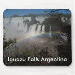 Las cataratas del Iguazú la Argentina, las catarat Tapete De Ratón