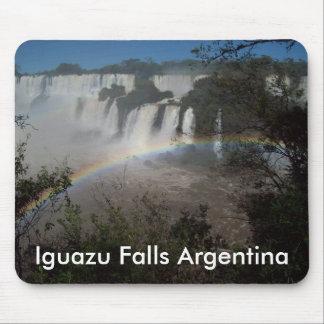 Las cataratas del Iguazú la Argentina, las catarat Tapetes De Ratones