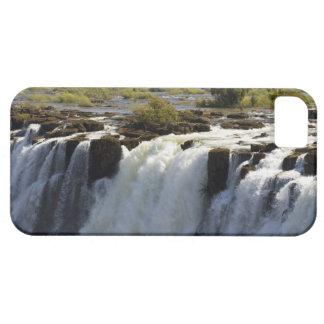Las cataratas Victoria, río de Zambesi, Zambia. 2 iPhone 5 Funda