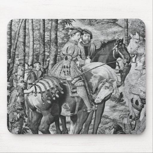 Las cazas de Maximiliano, Leo, la caza del macho Tapete De Ratones
