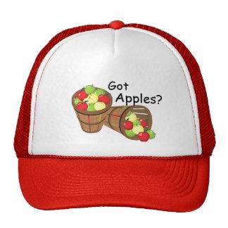 ¿Las cestas de Apple consiguieron manzanas Gorra