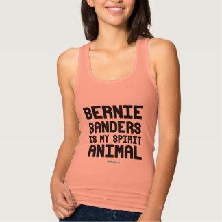 Las chorreadoras de Bernie son mi animal del Playera Con Tirantes