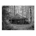 Las chozas de las maderas No2 de Werndee Tarjeta Postal