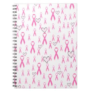 ¡Las cintas rosadas, cuido! _ Note Book