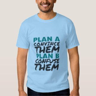 Las citas divertidas de la camiseta los convencen remera