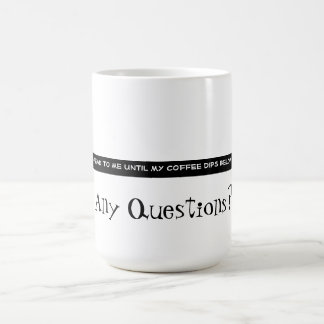 Las citas divertidas del café necesito chistes del tazas