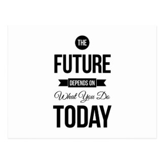 Las citas inspiradas futuras blancas