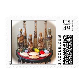 Las colecciones sello