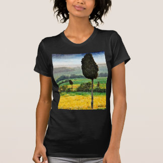 Las colinas de Toscana Remeras