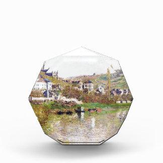 Las colinas de Vetheuil de Claude Monet