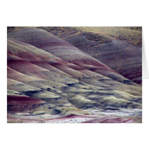 Las colinas pintadas felicitacion