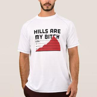 Las colinas son mis camiseta