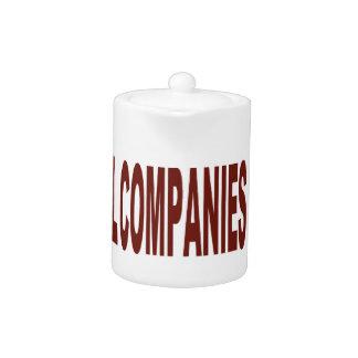 Las compañías petroleras grandes chupan