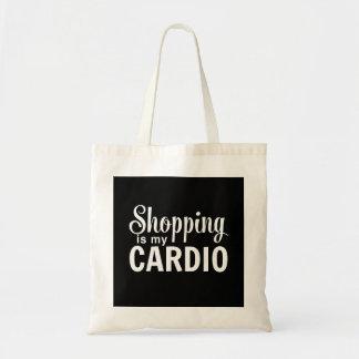 Las compras son mi cardiias bolsa tela barata