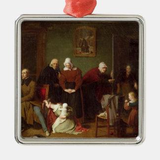 Las consecuencias de la seducción, 1824 ornamente de reyes