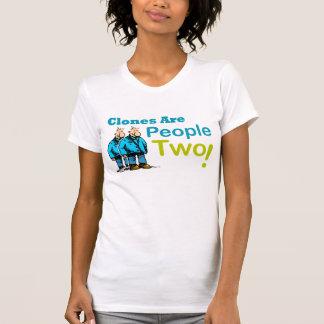 """Las """"copias son la gente dos!"""" Camiseta divertida"""