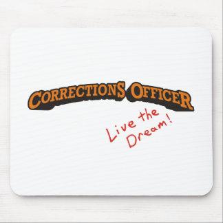 Las correcciones/viven mouse pads