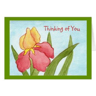 Las cosas de la esperanza consiguen una mejor tarj tarjeta de felicitación