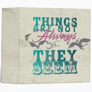 """Las cosas no están siempre mientras que parecen carpeta 2"""""""