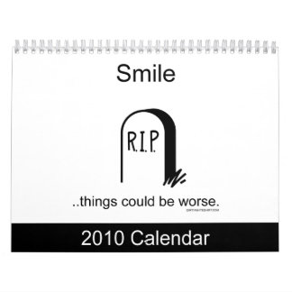 Las cosas podían ser peores. Calendario 2010
