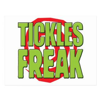 Las cosquillas Freak G