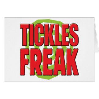 Las cosquillas Freak R