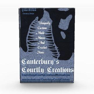 Las creaciones cortesas de Cantorbery
