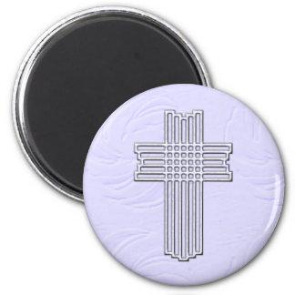 Las creaciones de dios imán redondo 5 cm