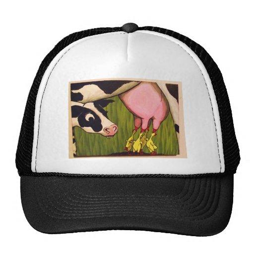 Las crías gorras