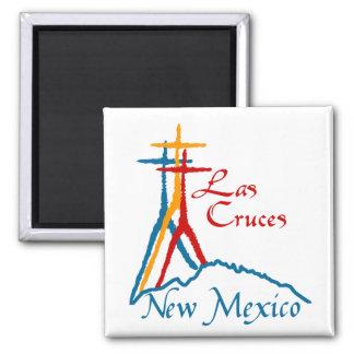 Las Cruces 2 Inch Square Magnet