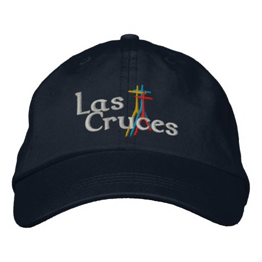 Las Cruces Embroidered Hats