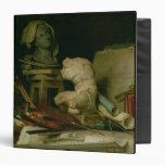 Las cualidades de los artes, 1769 (aceite en lona)