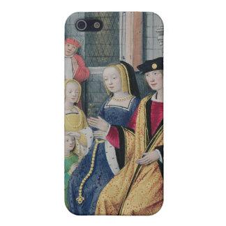 Las cuatro condiciones de la sociedad: Nobleza iPhone 5 Cárcasa