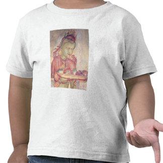 Las damiselas de la nube, de la fortaleza de la ro camisetas