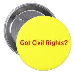 ¿Las derechas civiles conseguidas? Pin